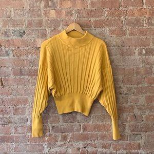 Aritzia Icalma Sweater in Marana Sun